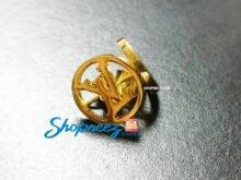 Louis Vuitton style gold stud LV luxury earrings SJ8936